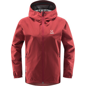 Haglöfs Betula GTX Jacket Women brick red